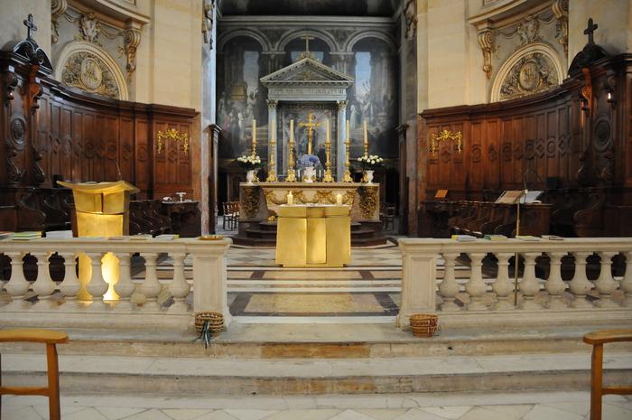 Journées du patrimoine 2019 - Visite guidée de l'église Saint-Thomas-d'Aquin