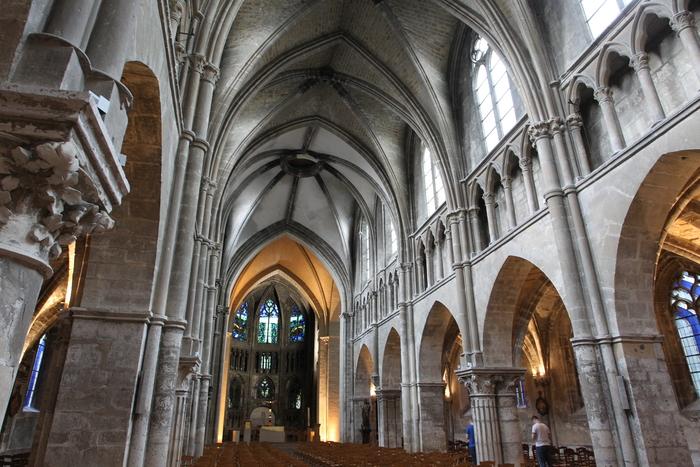 Journées du patrimoine 2019 - Visite libre de l'église Saint-Jacques
