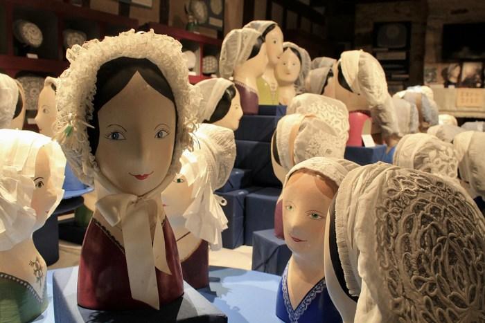 Journées du patrimoine 2020 - Musée de la coiffe