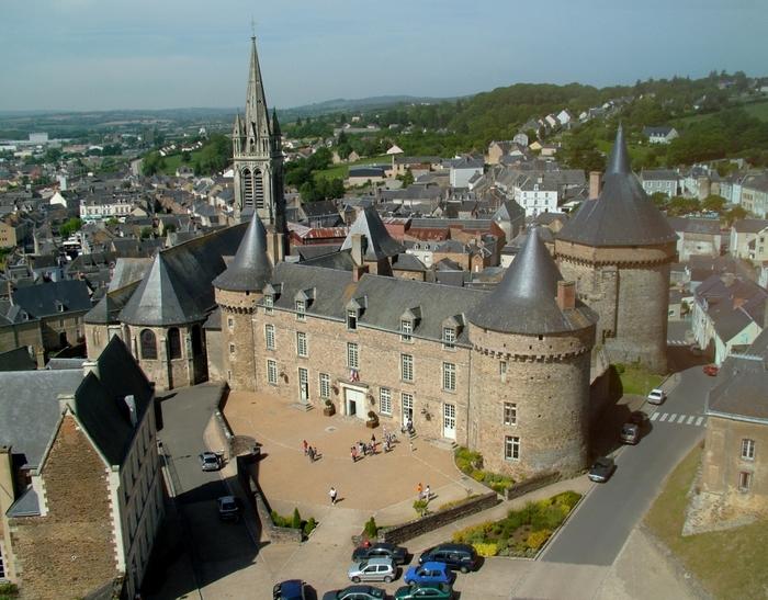 Journées du patrimoine 2020 - Visite guidée du Château de Sillé-le-Guillaume