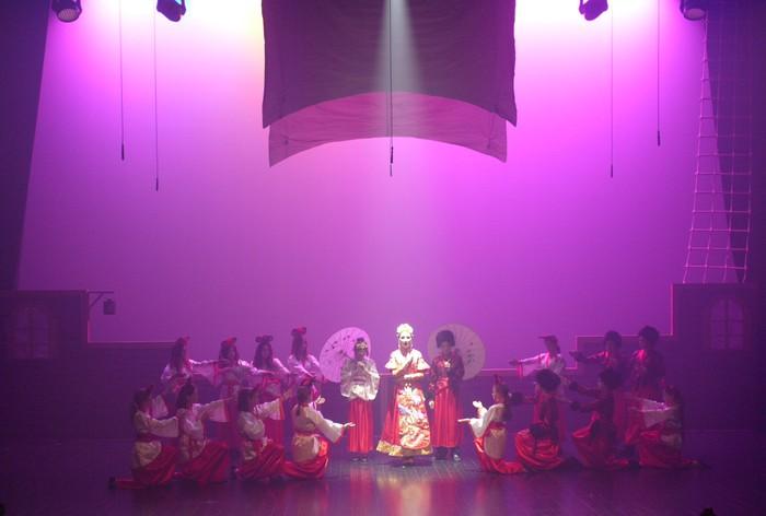 Journées du patrimoine 2019 - Marco Polo et la princesse de chine