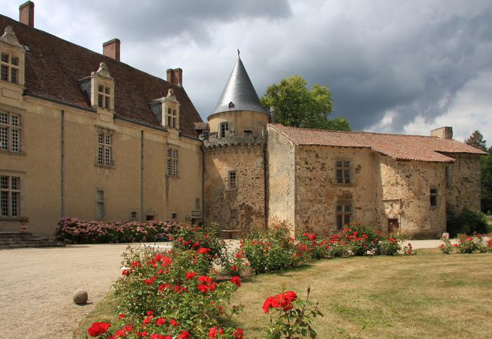 Journées du patrimoine 2020 - Visite commentée du château