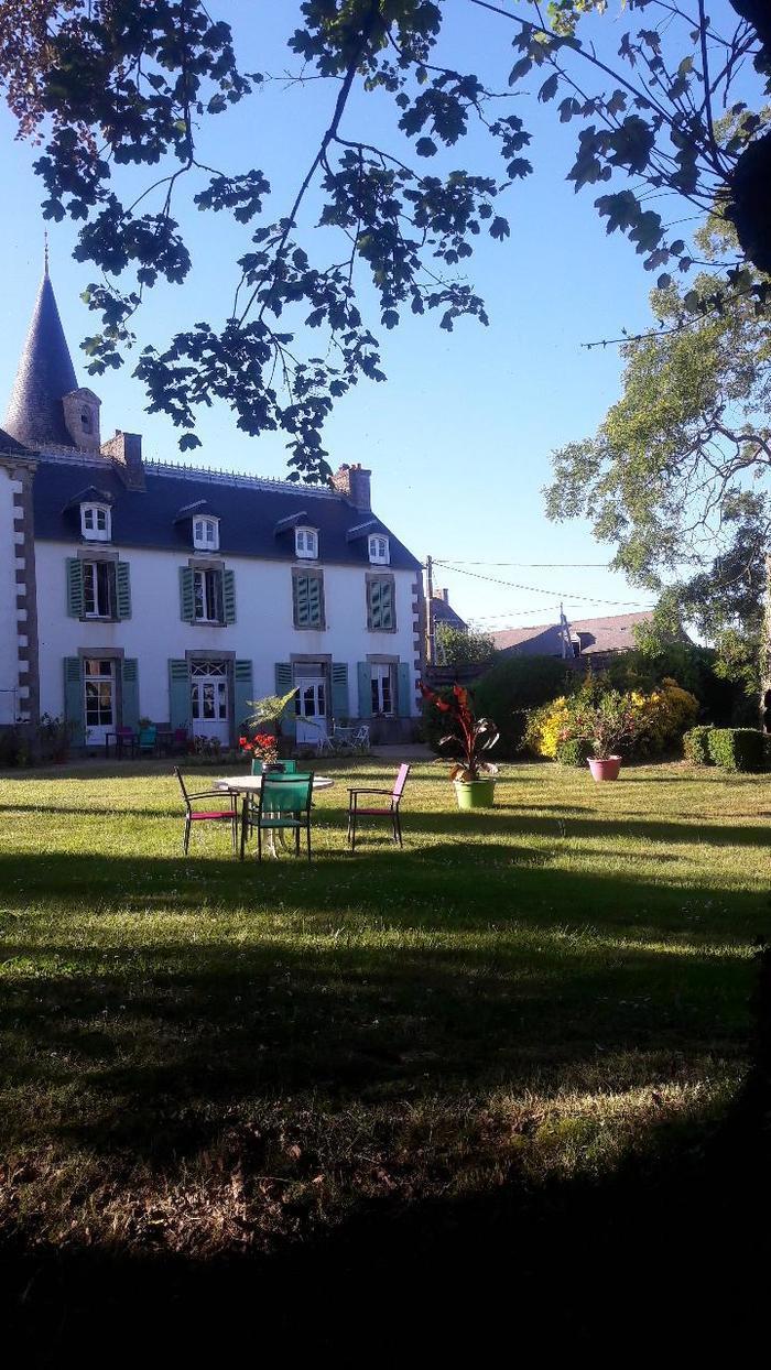 Journées du patrimoine 2020 - Visite accompagnée du Manoir de la Touche