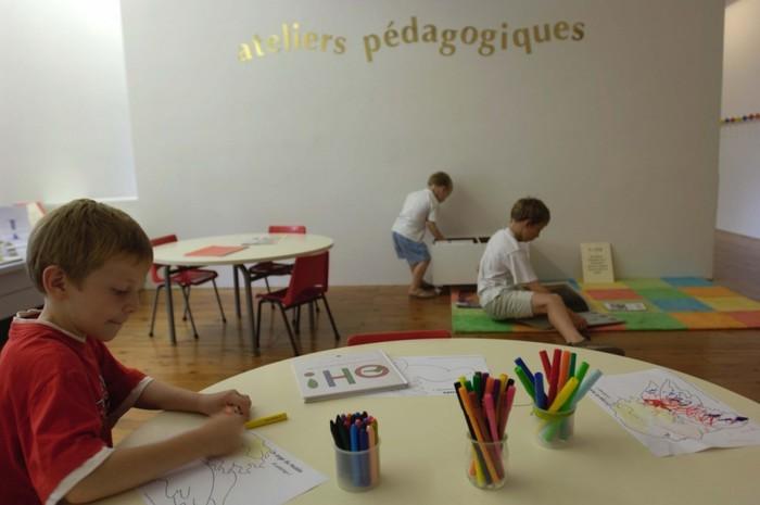 Journées du patrimoine 2020 - Ateliers en libre accès