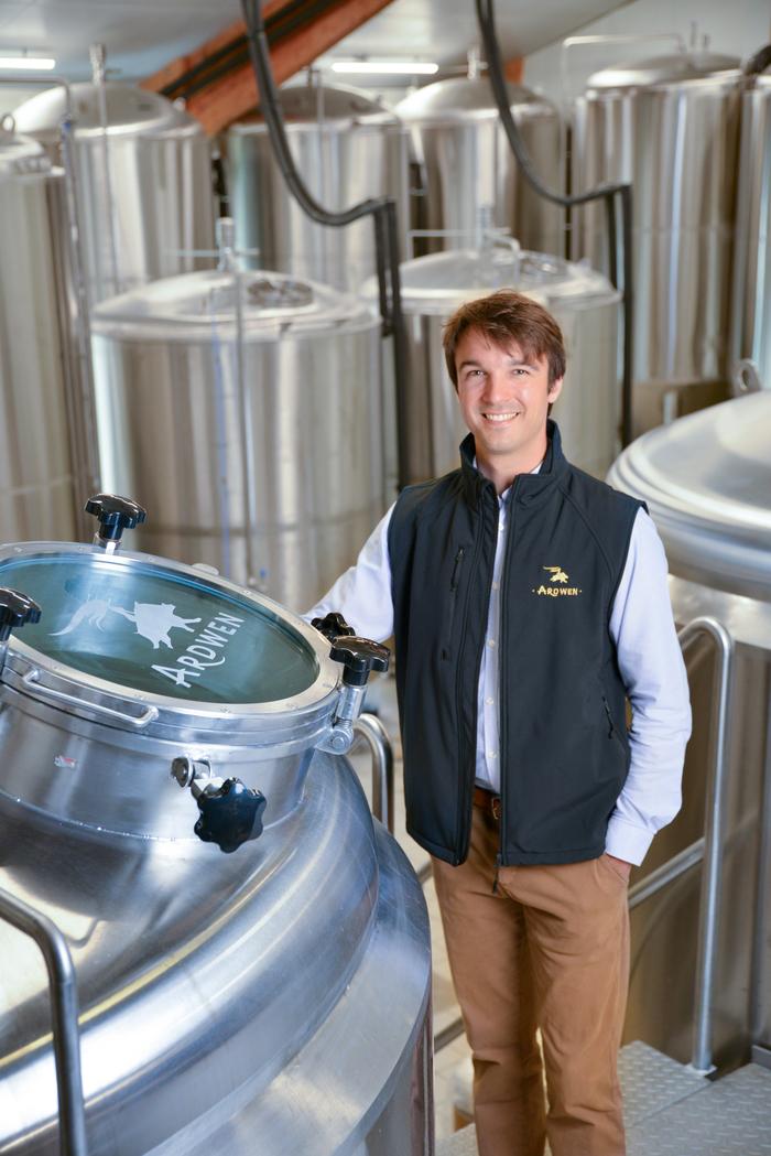 Journées du patrimoine 2020 - Visite de la brasserie Ardwen et dégustation de bières