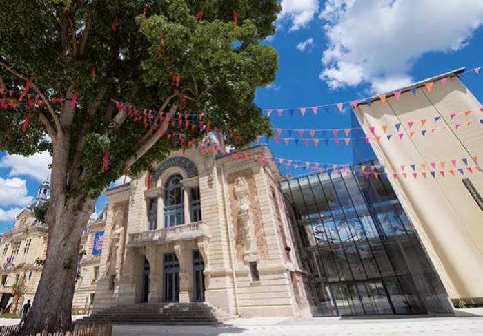 Journées du patrimoine 2020 - Spectacle au théâtre Legendre et les journées du