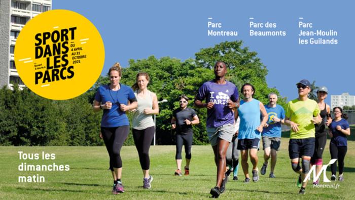 Tous les dimanches, des séances de renforcement musculaire au parc des Beaumonts