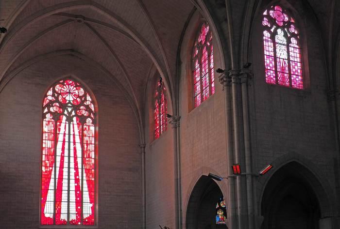 Journées du patrimoine 2020 - Découverte des vitraux de l'église Saint-Martin