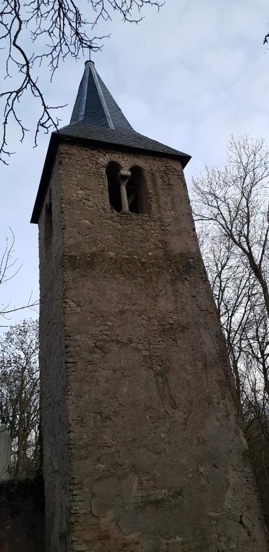 Journées du patrimoine 2019 - Visite des vestiges de l'Eglise Saint Nabor à Colombey
