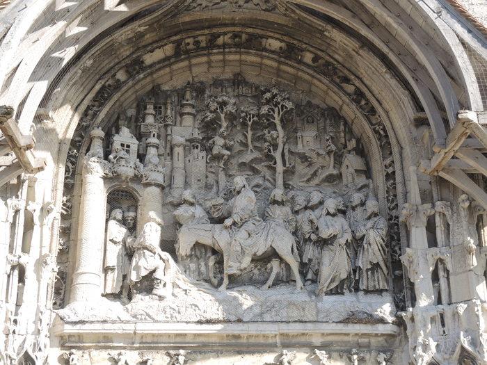 Journées du patrimoine 2020 - Découverte du portail monumental et du projet de restauration