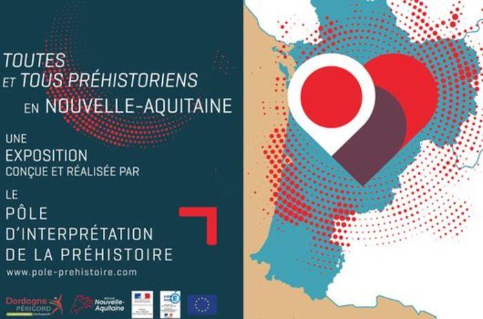 Journées du patrimoine 2019 - Toutes et tous préhistoriens en Nouvelle-Aquitaine