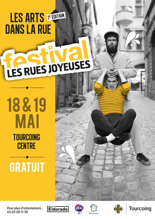 Festival LES RUES JOYEUSES