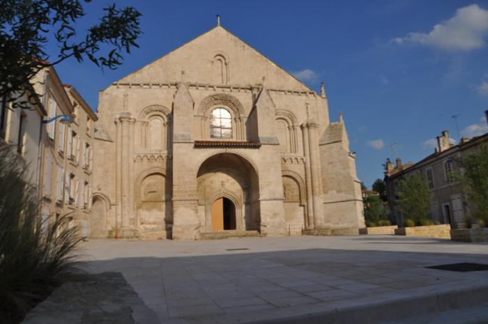 Journées du patrimoine 2019 - visite guidée de l'église Sainte Eulalie XII-XVème s. classée aux Monuments Historiques