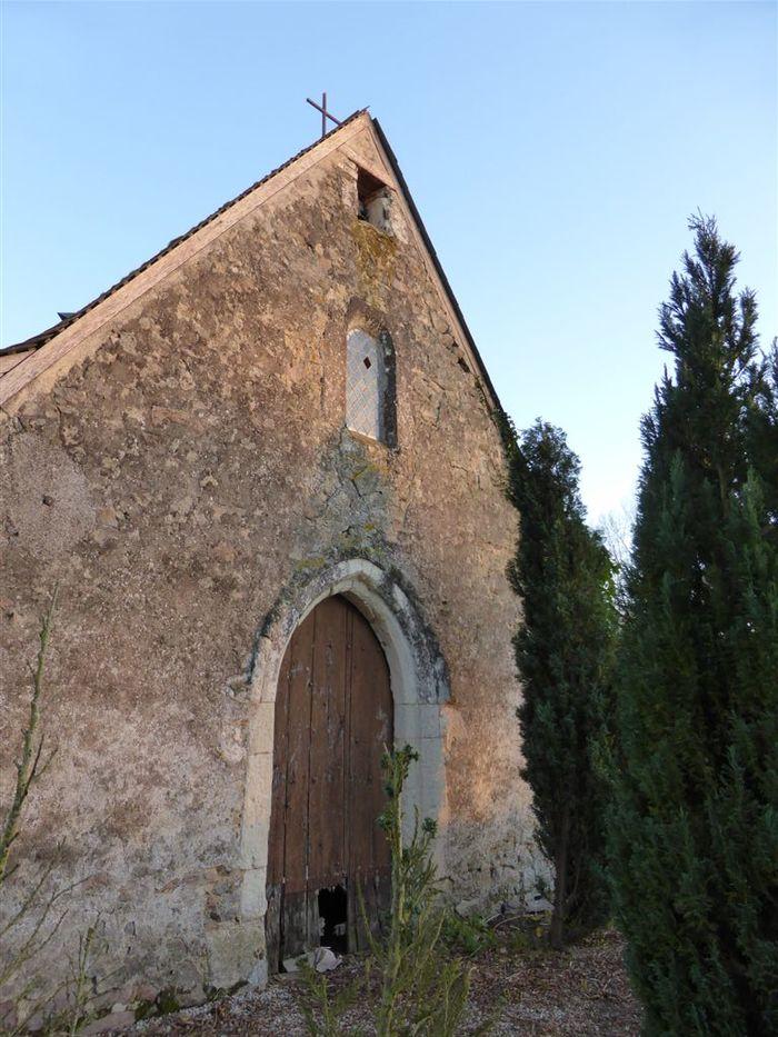 Journées du patrimoine 2019 - La Chapelle aux Grenouilles