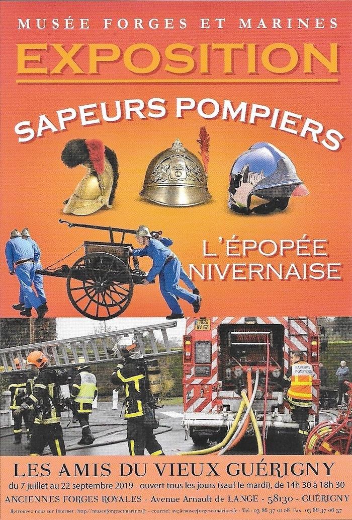 Journées du patrimoine 2019 - Sapeurs pompiers, l'épopée nivernaise