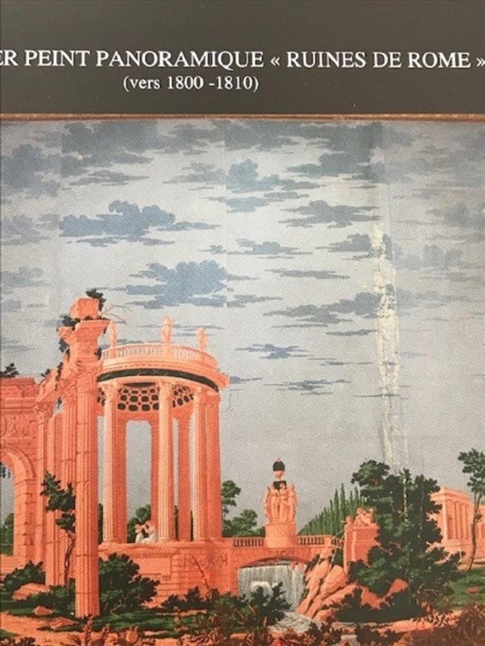 Journées du patrimoine 2019 - Visite commentée du papier peint panoramique