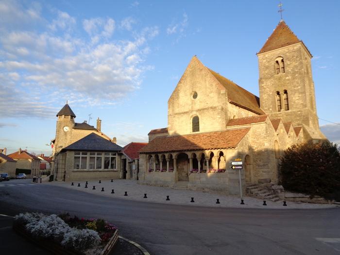 Journées du patrimoine 2019 - Visite libre et exposition à l'église Notre-Dame et Saint-Nicaise