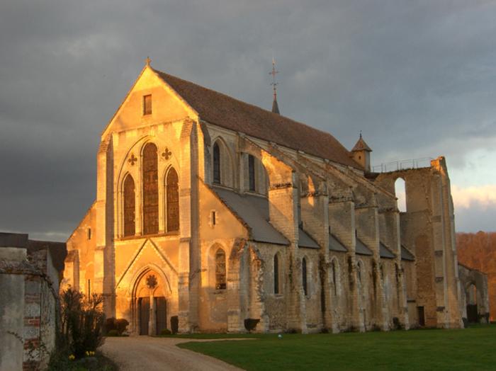 Journées du patrimoine 2019 - Visite guidée de l'Abbaye Notre-Dame du Breuil-Benoit