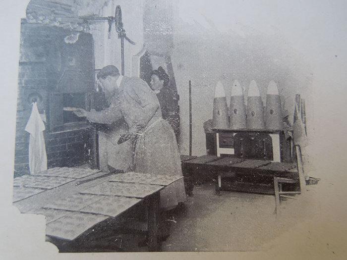 Journées du patrimoine 2019 - La Confiserie Lefèvre-Lemoine vous fait découvrir les Fours des Sœurs Macarons