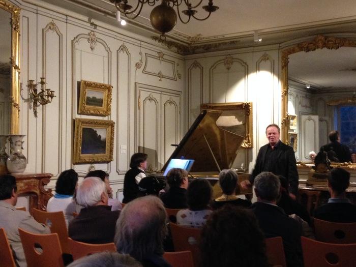 Nuit des musées 2019 -Concert sur le piano Gaveau 1926