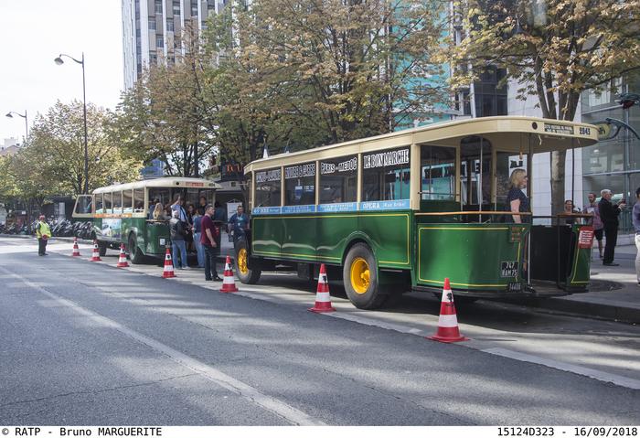 Journées du patrimoine 2019 - Les balades en bus anciens