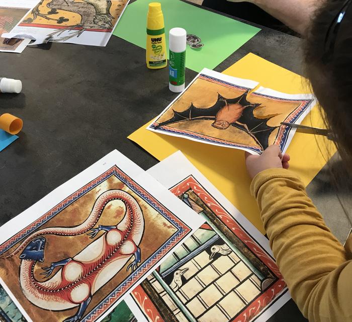 Journées du patrimoine 2020 - Une abbaye source d'inspiration… Des ateliers, des matières pour découvrir les gestes du patrimoine en famille