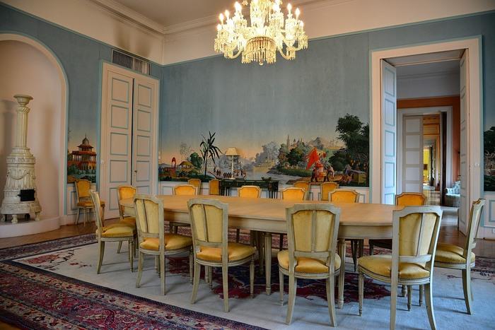 Journées du patrimoine 2019 - Visite guidée du rez-de-chaussée de l'Hôtel de la Préfecture des Vosges