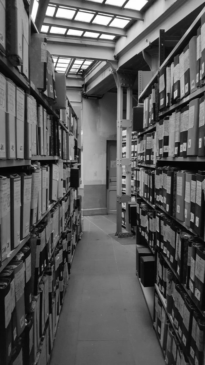 Journées du patrimoine 2019 - A la découverte des Archives municipales de Nancy - pour les scolaires