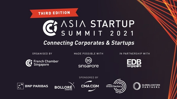 ASIA STARTUP SUMMIT 2021 : Attend the Conference Online!