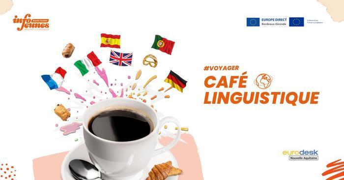 Une occasion de se rencontrer et de discuter dans différentes langues et dans une ambiance conviviale au centre Info Jeunes de Bordeaux.