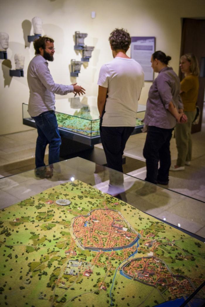 Journées du patrimoine 2019 - Visite guidée en LSF