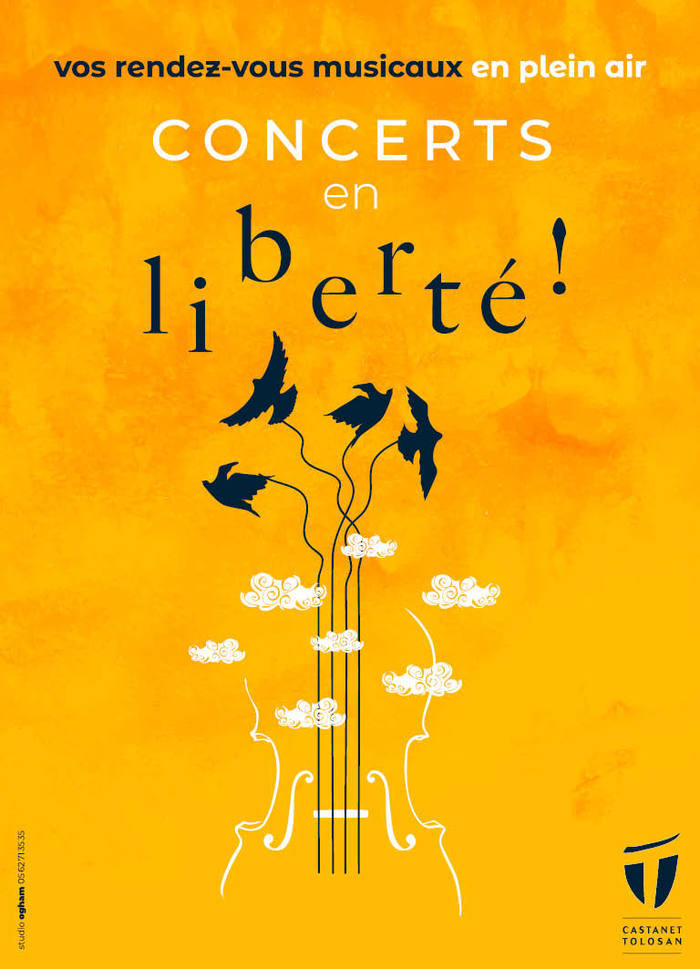 Concerts en liberté !