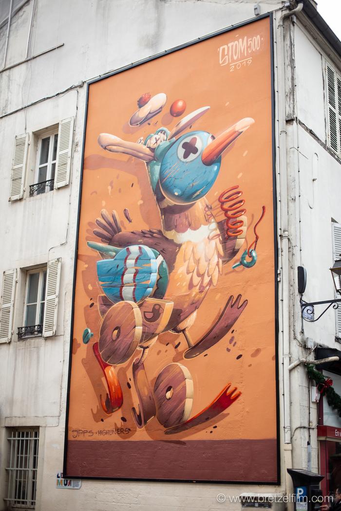 Journées du patrimoine 2019 - Visite commentée le M.U.R Dijon