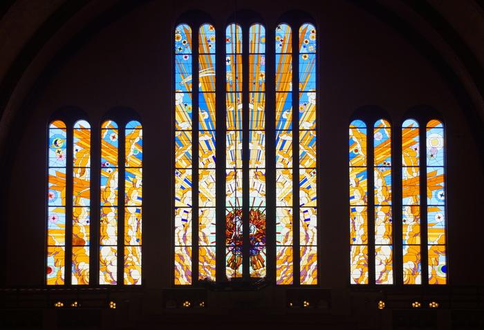 Journées du patrimoine 2019 - Visite de l'église du Sacré-Coeur de Cholet
