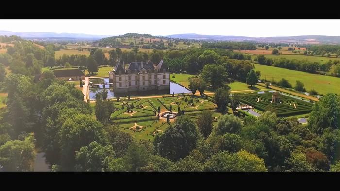 Journées du patrimoine 2020 - Visite du Château de Cormatin