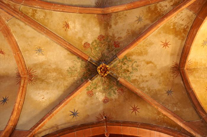 Journées du patrimoine 2020 - Les clés de voûte de l'église Saint-Pierre-Le-Jeune