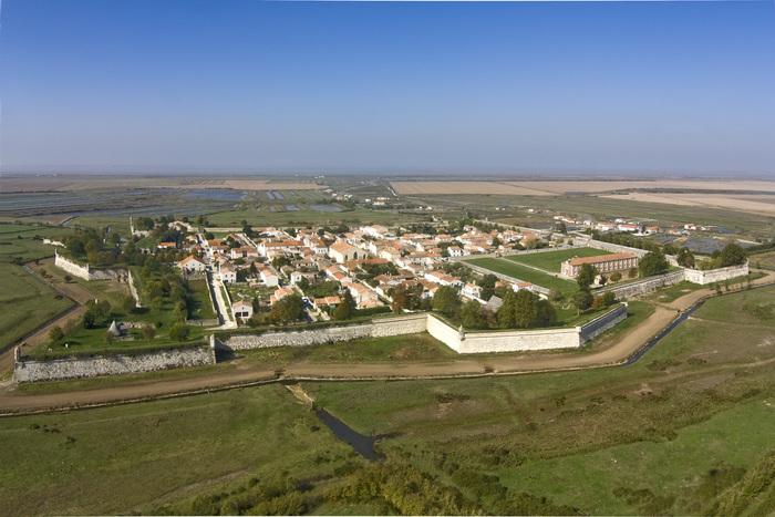 Journées du patrimoine 2019 - Visite guidée d'une ancienne citadelle et ses fortifications Vauban.