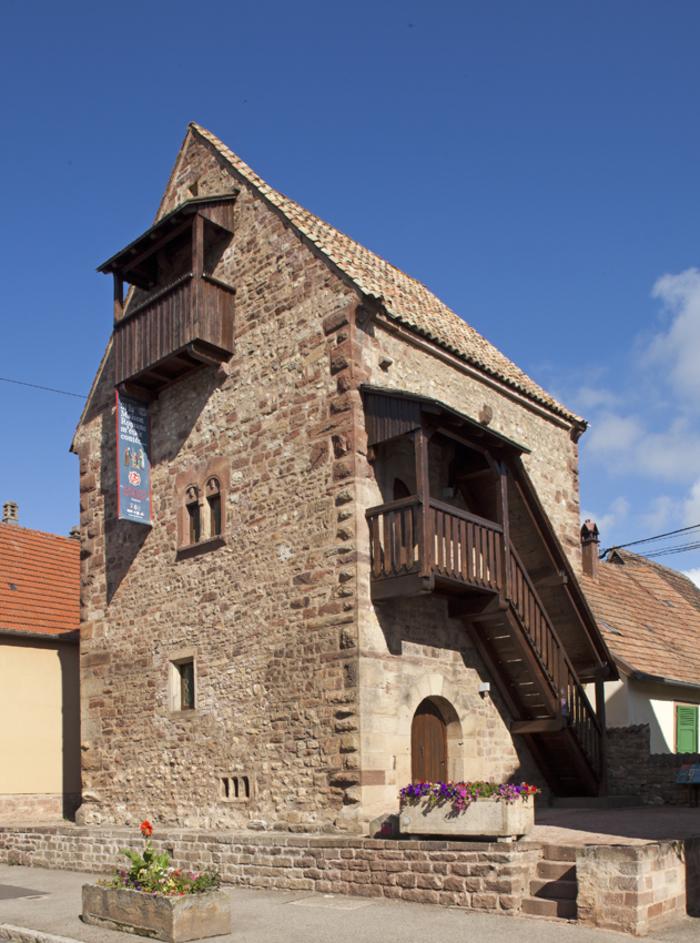 Journées du patrimoine 2020 - Visite de la Maison romane de Rosheim