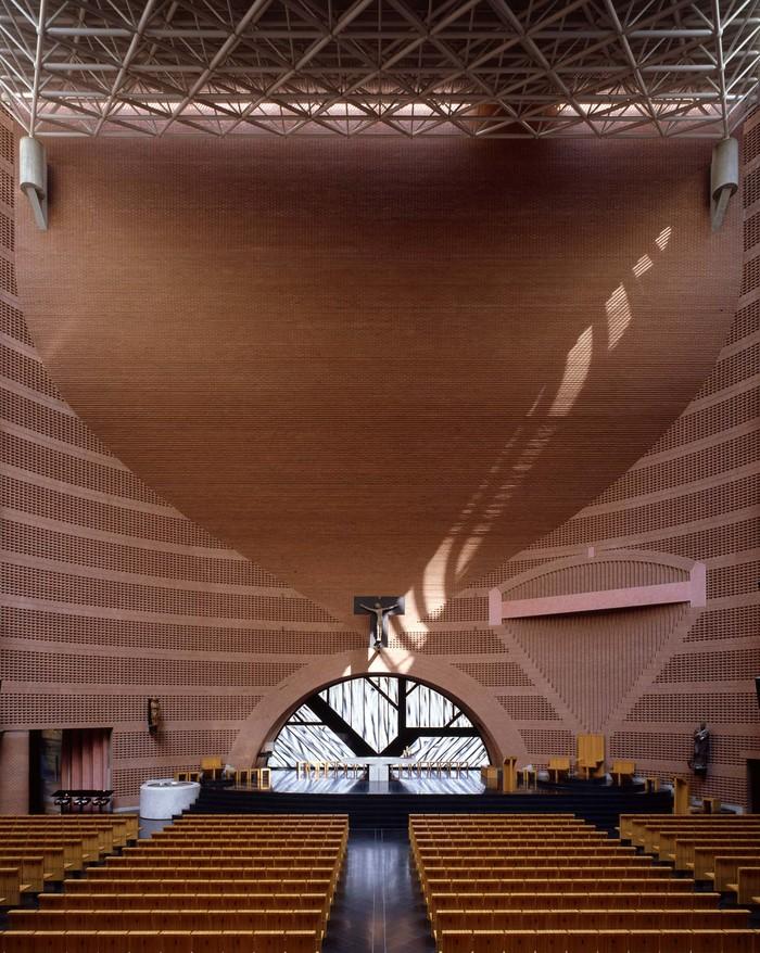 Journées du patrimoine 2020 - Visite guidée de la cathédrale d'Évry