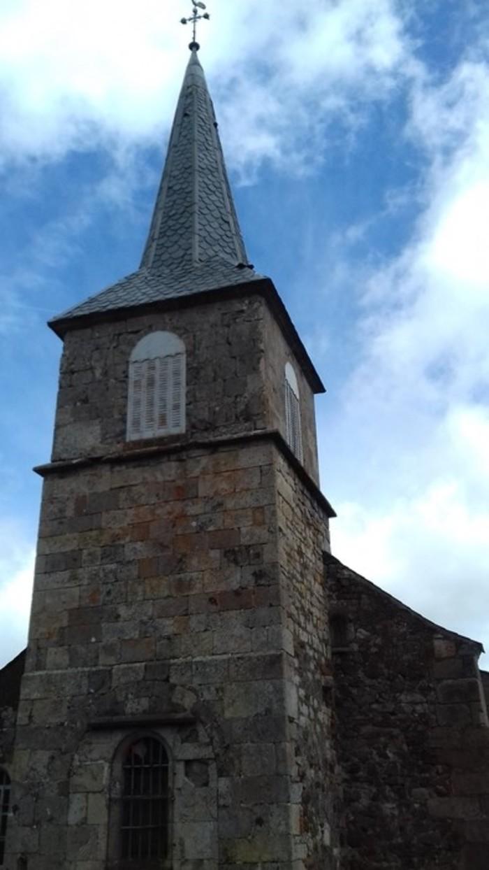 Journées du patrimoine 2019 - Visite guidée de l'église de la Godivelle