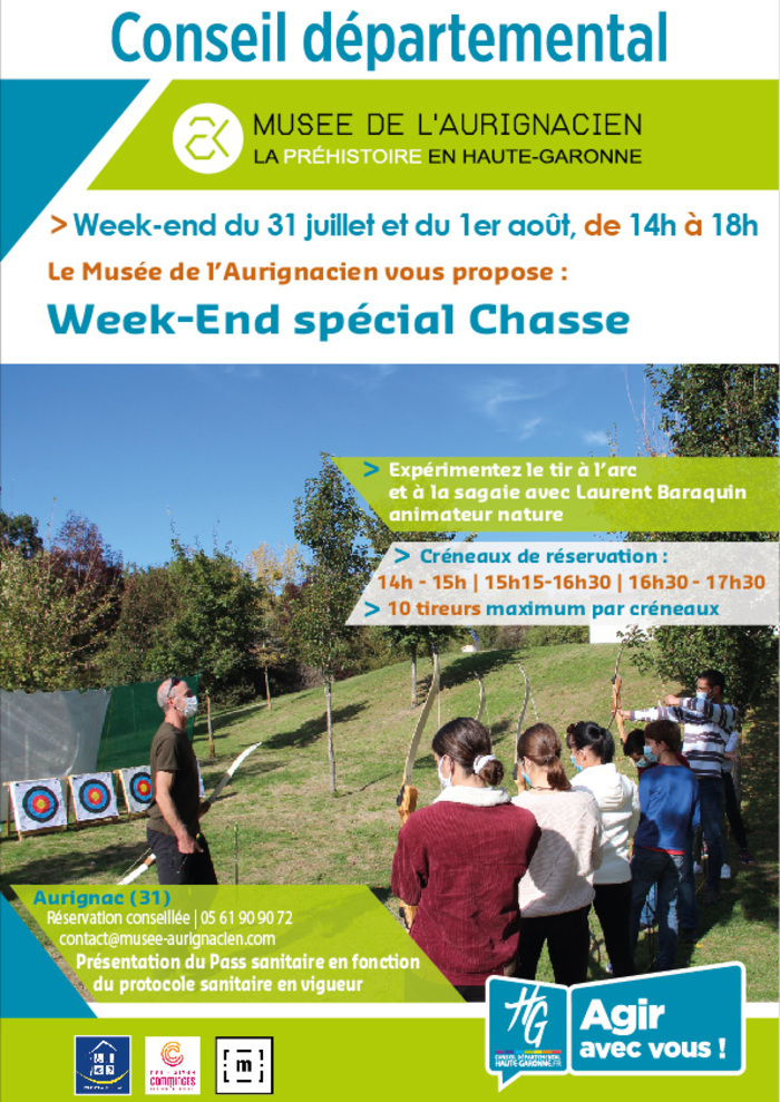 Week-end spécial Chasse