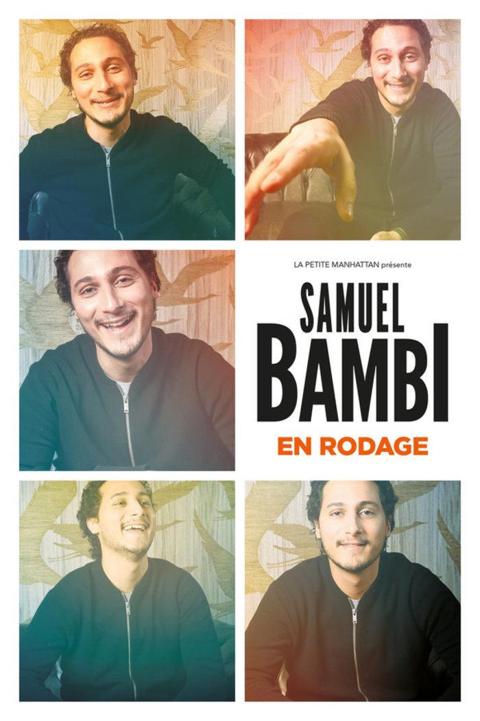 Samuel Bambi – 14 mars 2021 – Théâtre Trianon