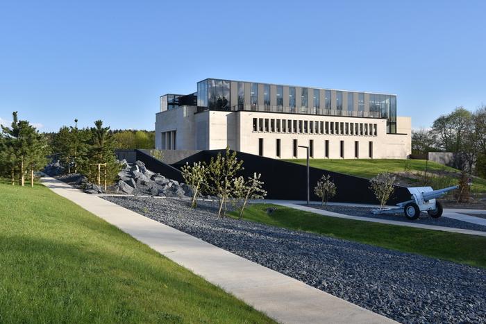 Journées du patrimoine 2019 - Visite guidée du Mémorial de Verdun