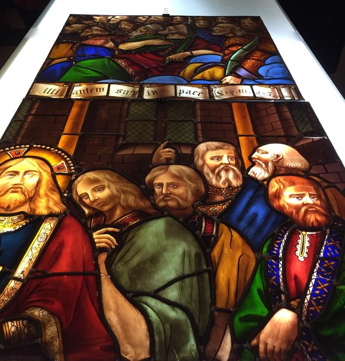 Journées du patrimoine 2019 - Restauration de l'Eglise Saint Maclou