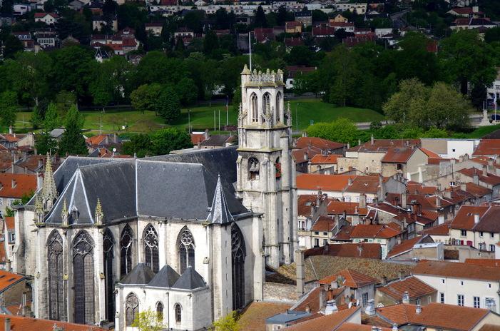 Journées du patrimoine 2019 - Ouverture de la Collégiale Saint Gengoult