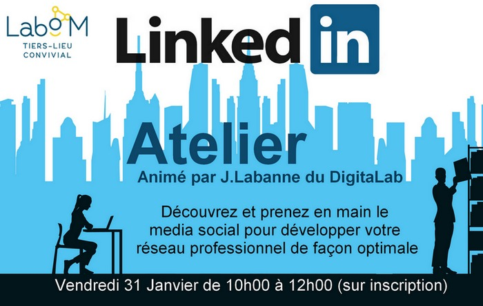 Atelier Linked In