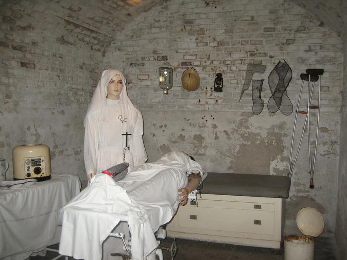 Journées du patrimoine 2020 - Visite libre de l'abri chirurgical de l'Hôpital Général - Groupe Hospitalier Flaubert