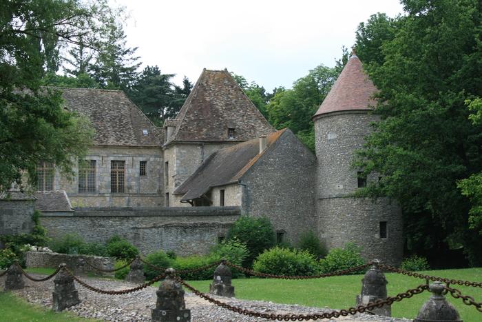 Journées du patrimoine 2019 - Visite du château de Villeconin et de son parc