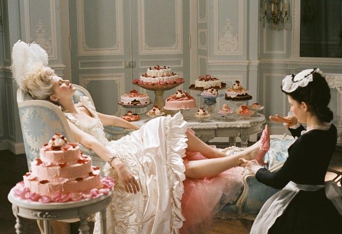 DANS LE VENTRE DE … SOFIA COPPOLA – Marie-Antoinette – Dîner + Projection
