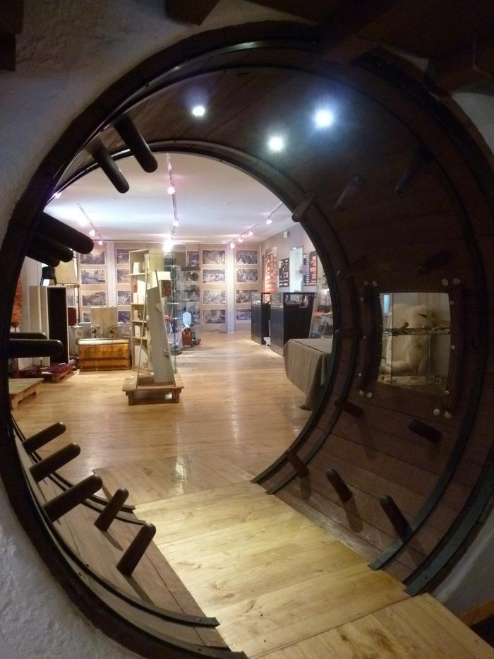 Journées du patrimoine 2020 - Visite du Musée du Parchemin